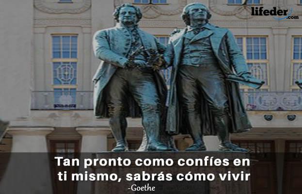As 100 melhores frases de Johann Wolfgang von Goethe 7
