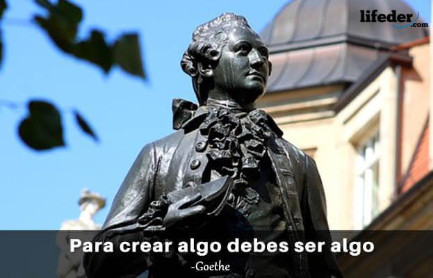 As 100 melhores frases de Johann Wolfgang von Goethe 8