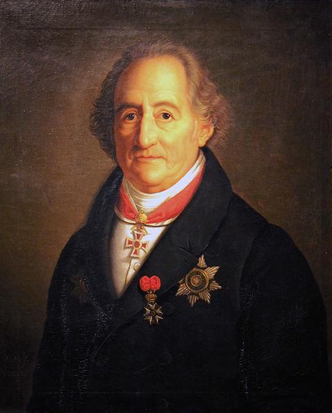 Johann Wolfgang von Goethe: biografia e obras 1