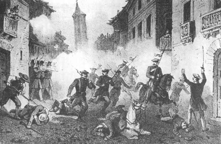 Guerras carlistas: primeiro, segundo e terceiro 1
