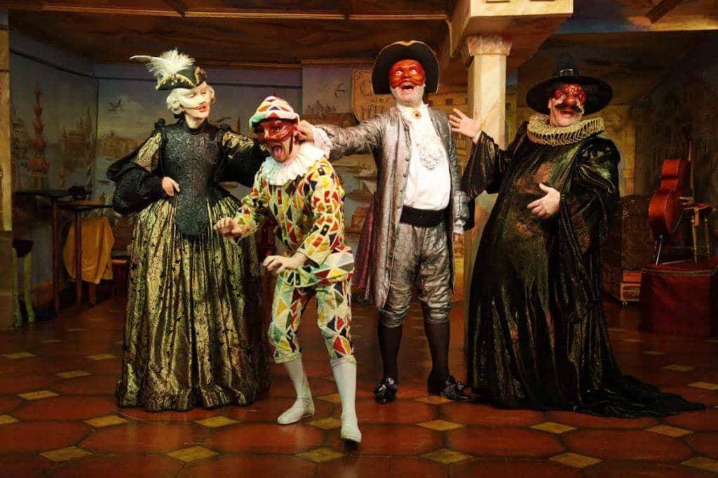 As 10 partes de uma peça de teatro e suas características 2