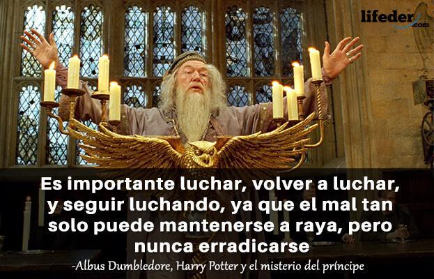 As 100 melhores frases de Harry Potter 17