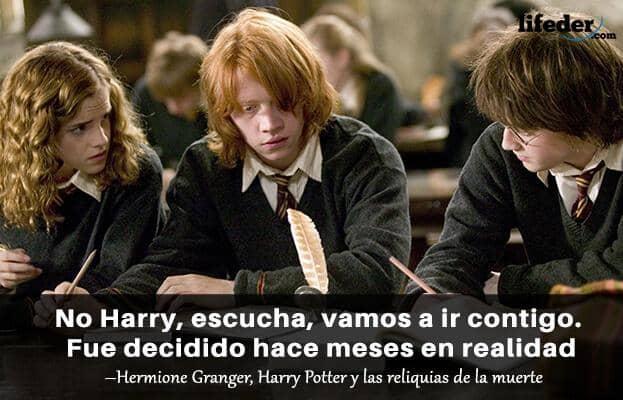 As 100 melhores frases de Harry Potter 19
