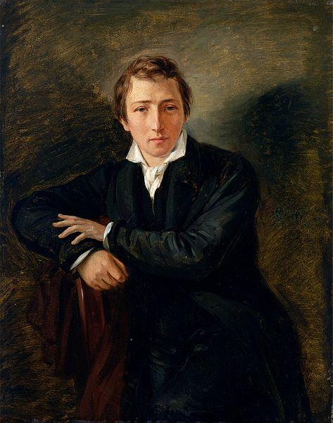 Heinrich Heine: biografia e obras 1