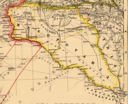 As 7 cidades mesopotâmicas mais importantes