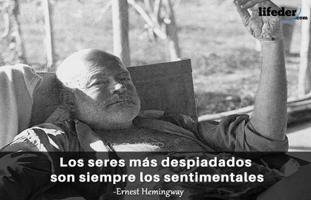 As 80 melhores frases de Ernest Hemingway 18