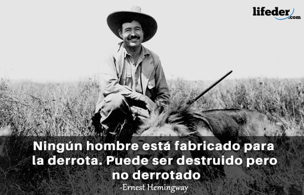 As 80 melhores frases de Ernest Hemingway 19
