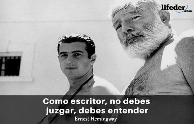 As 80 melhores frases de Ernest Hemingway 6