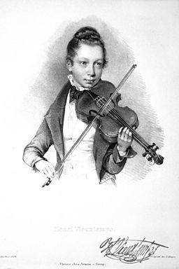 30 violinistas famosos da história e dos assuntos atuais 12