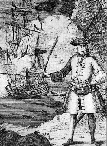 Os 33 piratas mais famosos da história 11