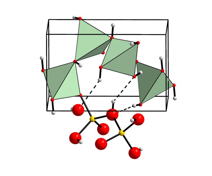Hidróxido de berílio (Be (OH) 2): estrutura, propriedades e usos 1