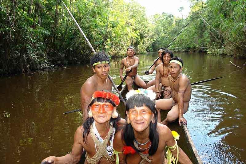 Havia comunidades no Equador que praticavam canibalismo? 2