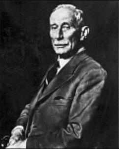 Hubert Cecil Booth: biografia e invenções 1
