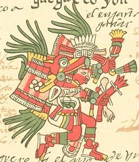 Os 30 deuses toltecas mais importantes 18