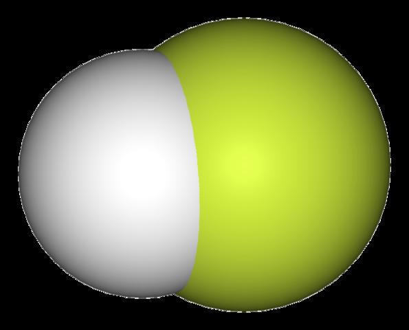 Ácido fluorídrico (HF): estrutura, propriedades e usos 1