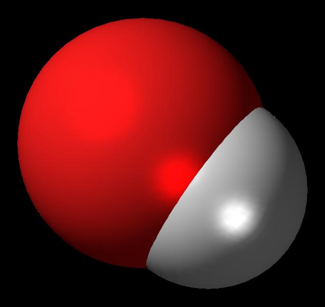 Hidroxil (OH): Estrutura, Íon e Grupos Funcionais 2