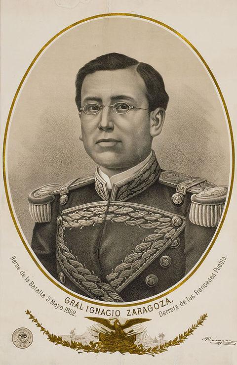 Ignacio Zaragoza: biografia 1