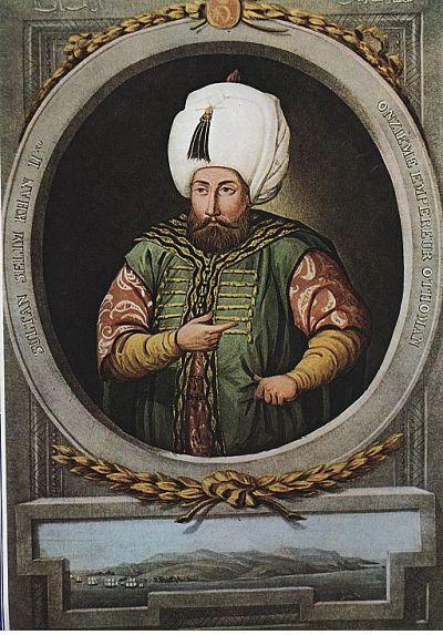 Selim II: biografia e incursões militares 49