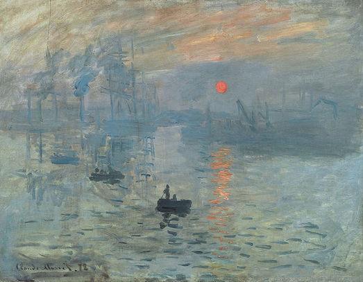 Pintura impressionista: características, autores e obras 1