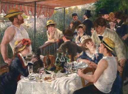 Pintura impressionista: características, autores e obras 2