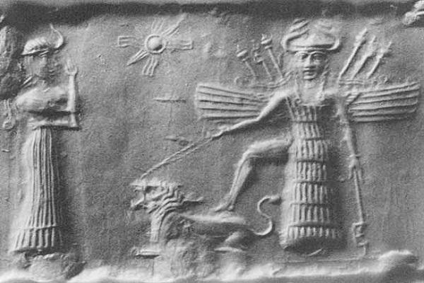 Inanna: etimologia, origem, atributos, diferentes civilizações 1
