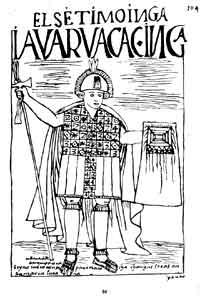 Yáhuar Huácac: a história do 7º Inca 3