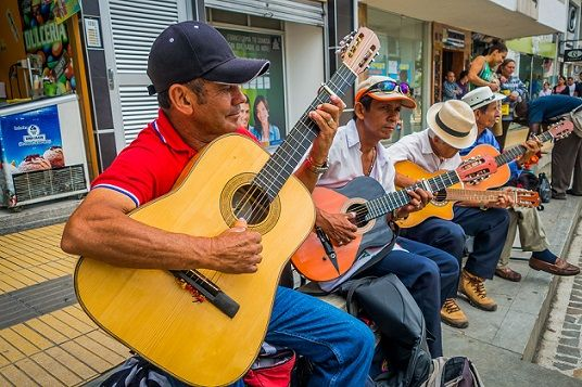 Instrumentos da Região Orinoquía da Colômbia 1