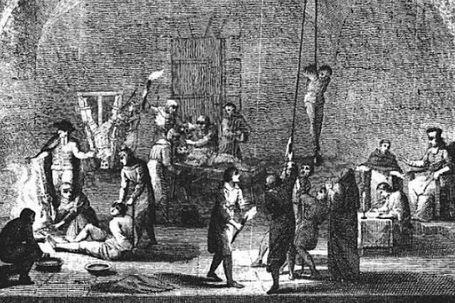 13 Instrumentos e Métodos de Tortura da Santa Inquisição 1