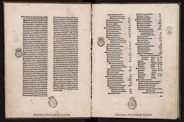Antonio de Nebrija: Biografia e Obras 2