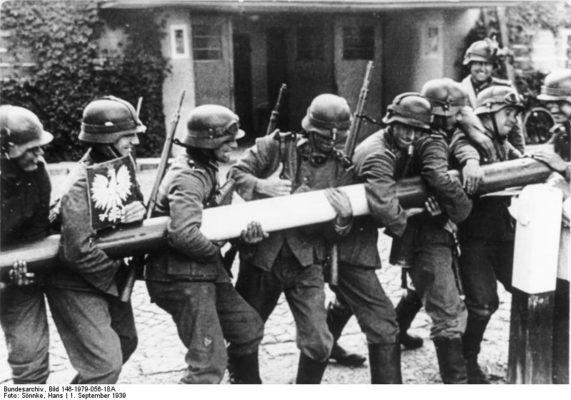 Invasão alemã da Polônia: causas e consequências 1
