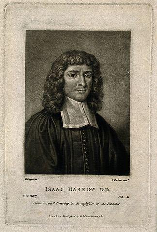Isaac Barrow: Biografia e Contribuições 1