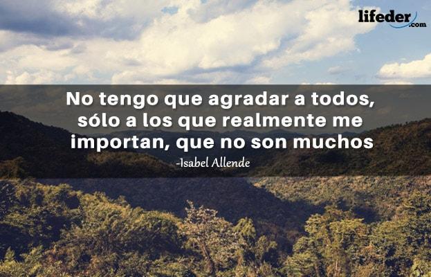As 100 melhores frases de Isabel Allende 13