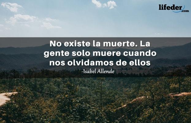 As 100 melhores frases de Isabel Allende 17