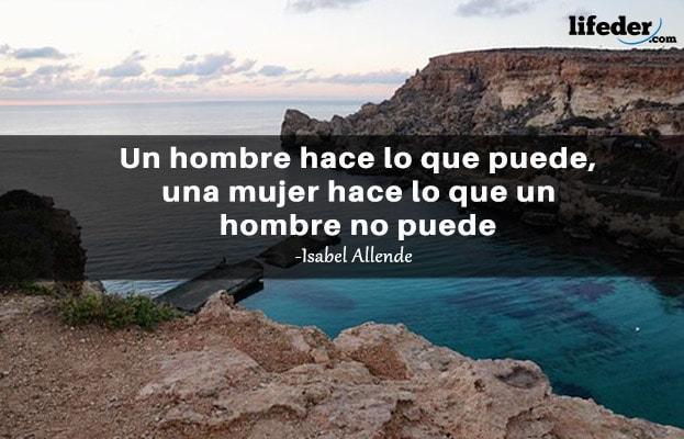 As 100 melhores frases de Isabel Allende 21