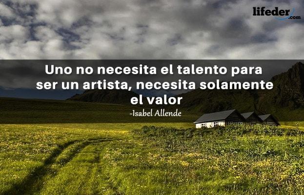 As 100 melhores frases de Isabel Allende 5