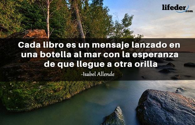 As 100 melhores frases de Isabel Allende 9