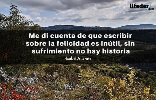 As 100 melhores frases de Isabel Allende 10