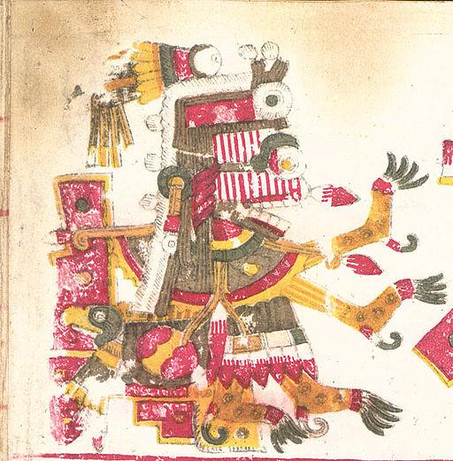 Itzpapálotl: simbologia, lendas, representações artísticas 1