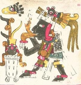 Os 67 deuses astecas mais importantes e seu significado 28