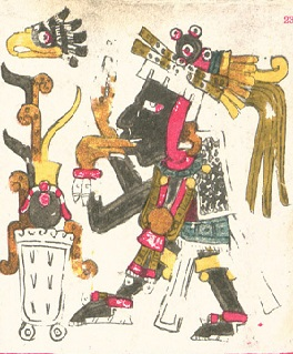 Os 30 deuses toltecas mais importantes 25