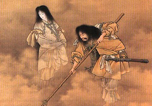 Mitologia Japonesa: Os 20 Deuses Principais do Japão 2