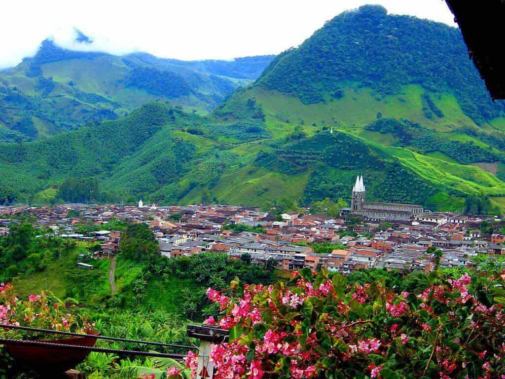 As 5 cidades mais bonitas de Antioquia 2