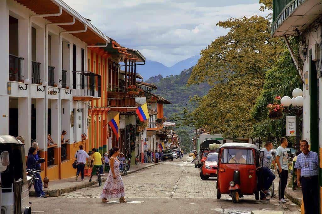 As 5 cidades mais bonitas de Antioquia 1