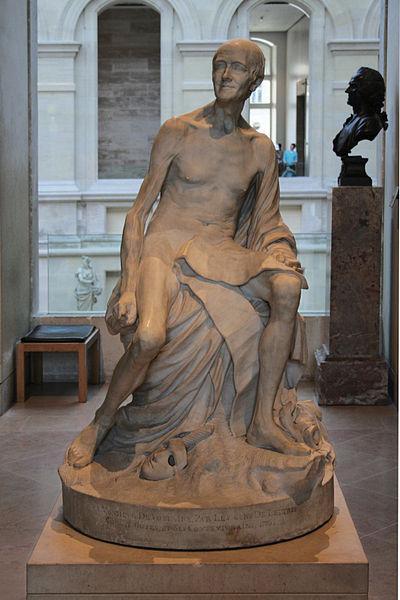 Escultura neoclássica: características, representantes e obras 2