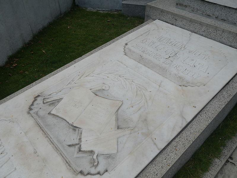 Joaquín Gallegos Lara: biografia e obras 2