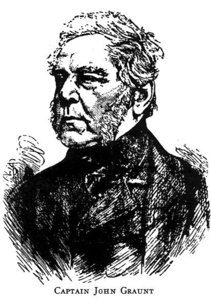 John Graunt: biografia e contribuições 1