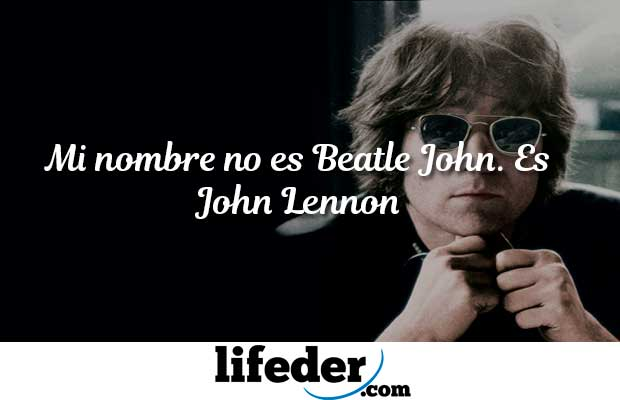 As 100 melhores frases de John Lennon (vida e amor) 4