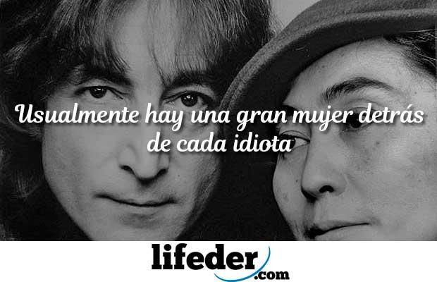 As 100 melhores frases de John Lennon (vida e amor) 7