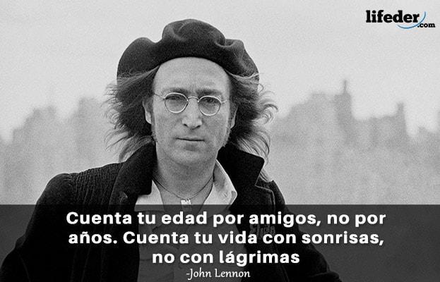 As 100 melhores frases de John Lennon (vida e amor) 10