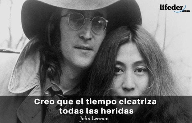 As 100 melhores frases de John Lennon (vida e amor) 17
